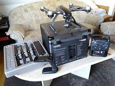Yuneec Typhoon Q500 4K Kamera-Drohne mit Koffer, Akkus, SteadyGrip und mehr