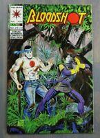 Valiant Comics BLOODSHOT #7 August 1992
