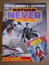 NATHAN NEVER Speciale n°4 con albetto allegato Edizione Bonelli    [G364]