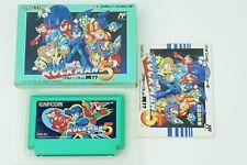 Rockman 5 Megaman NES CAPCOM Nintendo Famicom Box From Japan
