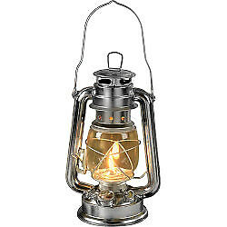 Hurricane Paraffin Lamp Lantern Storm Camping Oil Light Supalite Metal