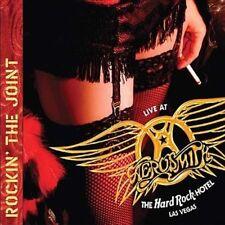 Aerosmith - Rockin' the Joint CD 2005 Columbia (USA) NEW