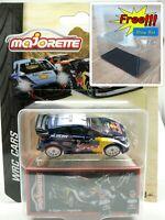 Majorette Ford Fiesta WRC Red Bull no.1 S. Ogier/J. Ingassia 1/58 Free Show Box