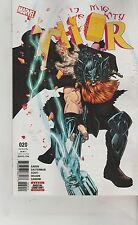 MARVEL COMICS MIGHTY THOR #20 AUGUST 2017 1ST PRINT NM