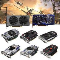 GTX 1050/ 750Ti/ 970/ 960 HD7670 1GB/2GB/4GB Graphics Card For NVIDIA / Radeon