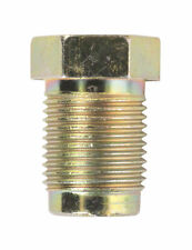 """Sealey BN121 Brake Pipe Nut M12 x 1mm Male 1/4"""" Pipe DIN Form Pack of 10"""