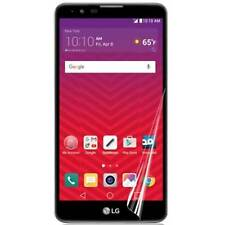 4X LG Stylo 2 V - Clear Screen Protector Guard Shield Saver Cover Armor