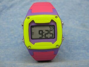 "FREESTYLE ""Shark"" Water Resistant Digital Watch w/ New Battery"