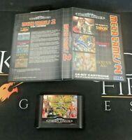 Mega Games 2 - SEGA Mega Drive Game - UK PAL - TESTED/WORKING
