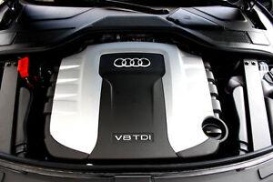 Audi A8 4H 4.2 TDI V8 Diesel Motor CTE 385 PS 283 KW CTEC Engine Moteur Komplett
