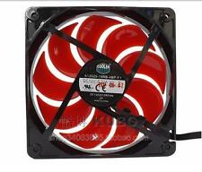 NEW CoolerMaster A12025-19RB-4BP-F1 DF1202512RFHN DC12V 0.32A 4Pin Cooling Fan