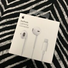 Genuine Apple EarPods Lightning Connector Earphones Headphones For iPhone 7 8 X
