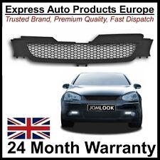 Honeycomb Mesh Debadged Badgeless Grille VW Golf Mk5 Standard