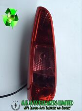 Peugeot 807 From 02-10 Rear Light Driver Side (Breaking For Spare Parts)