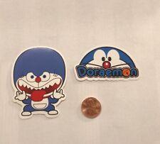 Doraemon Sticker Lot Of 2 Stickerbomb Skateboard Laptop Car Window