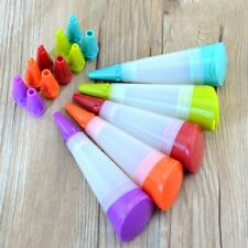 Silicone Cake Piping Utensil Cream Icing Bag Pastry Piping Pen Baking Decor Tool