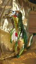 "Christopher Radko 1995 ""Time For A Bite"" ~ Ornament New w/Tag 95-251-1 Italy"