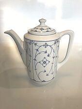 """Winterling Schwarzenbach Bavaria Germany Strawflower Coffee or Tea Pot 9"""""""