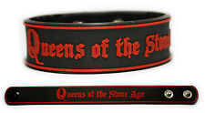 QUEENS OF THE STONE AGE Rubber Bracelet Wristband ...Like Clockwork