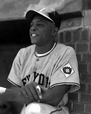 1951 New York Giants Young WILLIE MAYS Glossy 8x10 Photo Rookie Poster Print RC