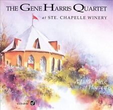 A Little Piece of Heaven by Gene Harris Quartet (CD, Nov-1993, Concord)