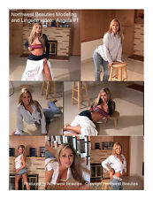 Northwest Beauties Modeling Video:  Angela #1