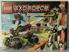 NEW Lego Exo-Force 7705 Gate Assault New SEALED