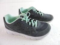 Danskin Womens Size 8 1/2 WMDN28DP001 Gray Walking Cross Training Shoes Sneakers