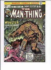The Man-Thing #7 July 1974 Mike Ploog art