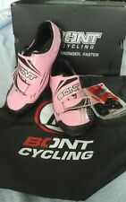 Bont cycling shoes Pink 40.5 Commuter