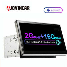 """10.1""""Android 10 2 Din Car Stereo Radio Head unit Gps Navigation 1080P In dash"""