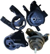 9L1725 4pc Motor Mounts fit 2.4L Engine 2009 - 2010 Hyundai Sonata AUTO Trans