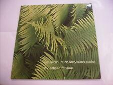 EDGAR FROESE - EPSILON IN MALAYSIAN PALE - LP VINYL UK 1975 EXCELLENT