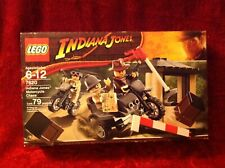 LEGO Indiana Jones Motorcycle Chase set 7620 - Factory Sealed! NEW!