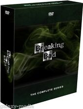 Breaking Bad The Complete Series Season 1-6 Final (DVD 21-Disc) 1 2 3 4 5 6