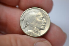 1918-S Buffalo Nickel-Very Nice Details.    From Local Auction