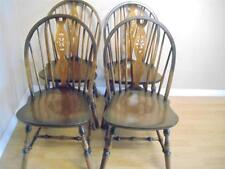 Beech Shaker Antique Dining Chairs