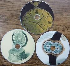 3 DVD  HOROLOGY SPECIAL * Repair Clocks * History of Time * Rolex Catalogues