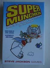 Munchkin: SUPER Munchkin CARD GAME (Colore Edizione)