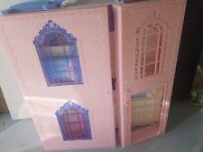 Vintage 2000 Mattel Barbie Grand Hotel Fold Up Doll House