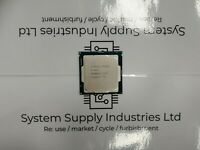 Intel Xeon Processor CPU SR3WQ E-2124 8 MB L3 Cache 3.30 GHz 4/Quad Core 71w
