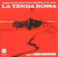 La  Tenda Rossa by Ennio Morricone (Composer/Conductor) (CD, Mar-2010, Legend...