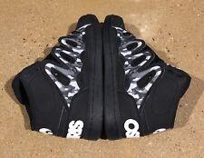 Osiris D3H Size 5.5 US Men's Brigade White Camo BMX DC Skate Shoes Sneakers