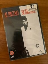 Scarface DVD (2004) NEW SEALED Freepost