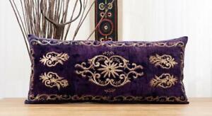 """Bindalli Pillow Cover Lumbar Pillow 14.57"""" x 32.48"""" OLD FAST Shipment UPS 12084"""