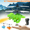 Flying Dinosaur Electric Infrared Induction Aircraft Remote Control Kids Toy