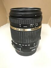 Tamron 18-270mm F/3.5-6.3 Aspherical DI II VC PZD B008 EF Lens For Canon EFS