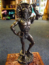 CERNUNNOS HORNED GOD STATUE FIGURE ORNAMENT Pagan Wiccan CELTIC Occult HERNE