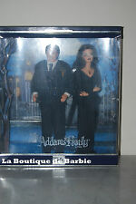THE ADDAMS FAMILY GIFTSET, BARBIE LOVES POP CULTURE COLLECTION, # 27276, NRFB