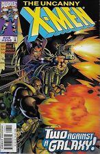 The Uncanny X-Men (vol.1) Nº 358/1998 steve Seagle & Chris Bachalo